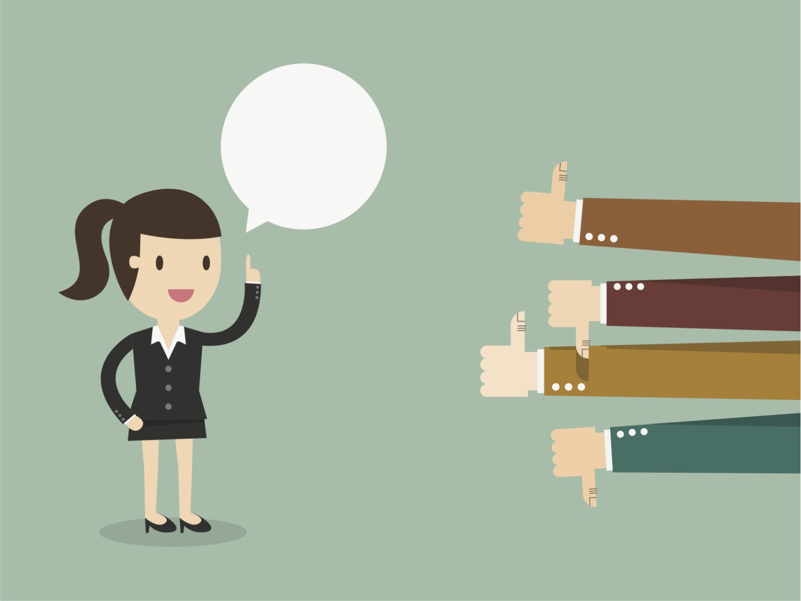 Mind your language: how to give effective feedback